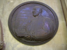 Bishop Pritchard Hughes memorial