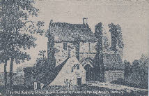 The Bishop's Castle - 18th century